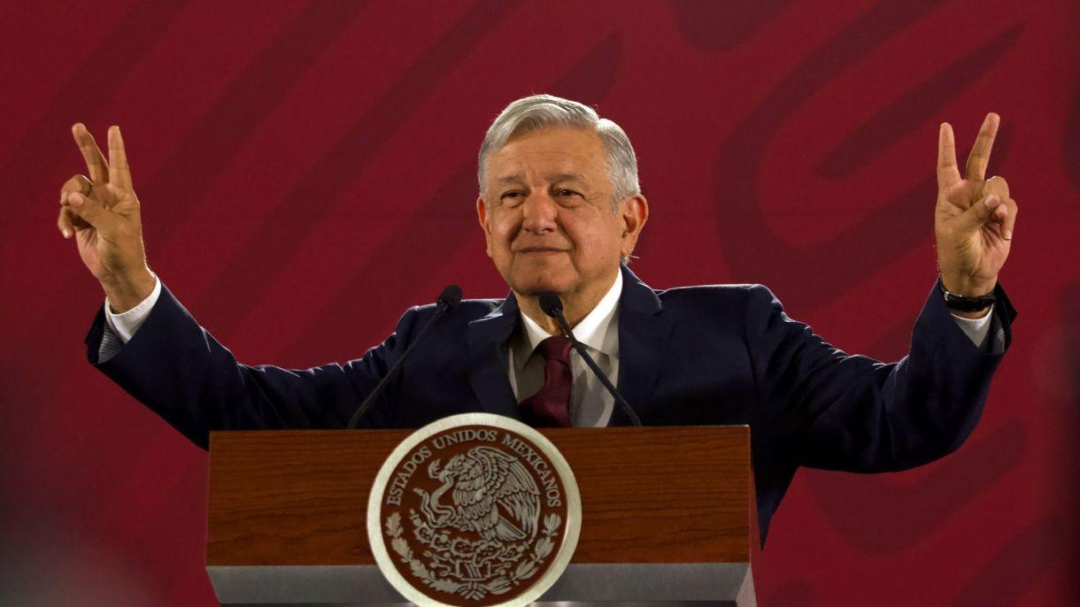 Andrés Manuel López Obrador exigió disculpas por la conquista al país ibérico (Foto: Cuartoscuro)