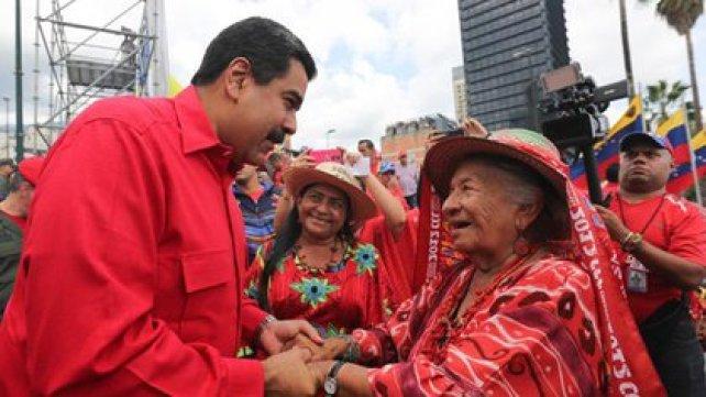 Los indígenas usados por la revolución solo para intereses electorales