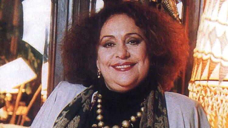 Alicia Bruzzo, la famosa que padeció la intoxicación de propóleos