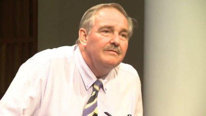 David Nutt, el científico detrás de Alcarelle. Foto: Wikipedia