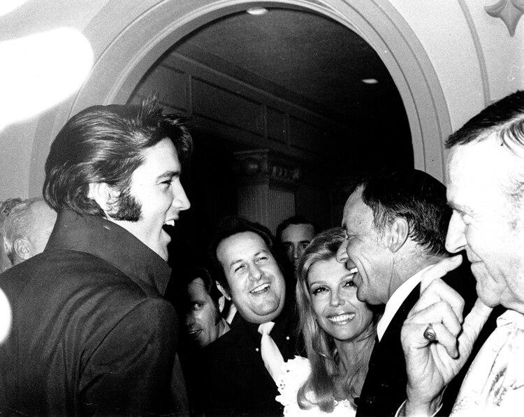 Su último resplandor había ocurrido en 1969 con sus inaugurales presentaciones en Las Vegas. (Shutterstock)