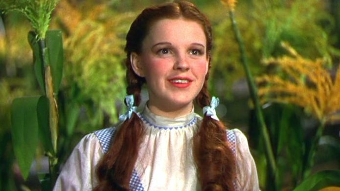 Judy Garland como Dorothy Gale (THE KOBAL COLLECTION / MGM )
