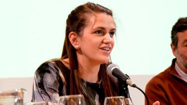 Eva Jokanovich, fue designada Secretaria de Transporte y Movilidad (@ETPrensa)