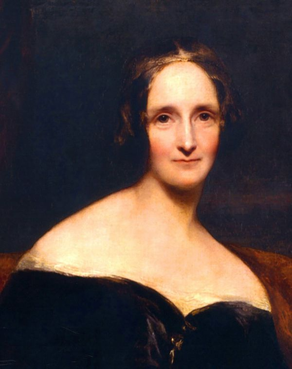 Mary Shelley, dueña del terror gótico