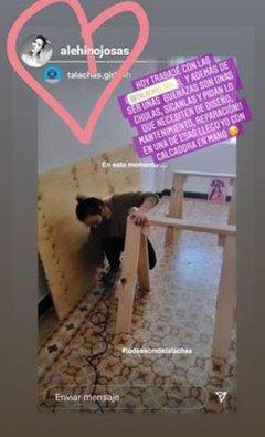 (Foto: Instagram/talachas.girl)