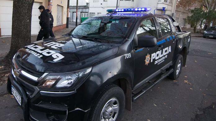 Patrullero de la Policía de Santa Fe