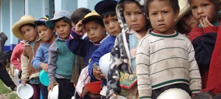 Los comedores escolares representan la cobertura alimentaria diaria de uno de cada cuatro niños argentinos