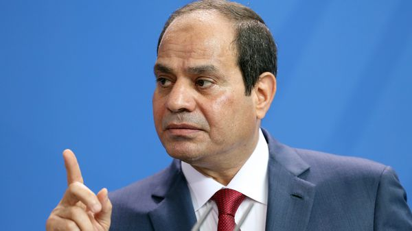 Abdel Fatah al Sisi (Getty)