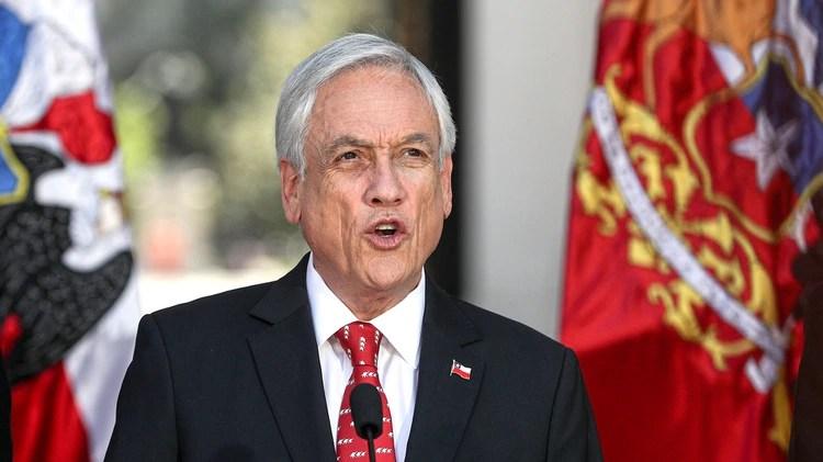 Sebastián Piñera (AP)