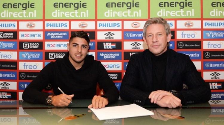El PSV de Holanda pagó más de 10 millones de euros por el goleador Maximiliano Romero
