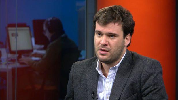 El diputado de la Coalición Cívica Juan Manuel López