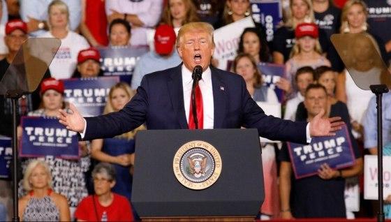 Donald Trump (REUTERS/Jonathan Drake)