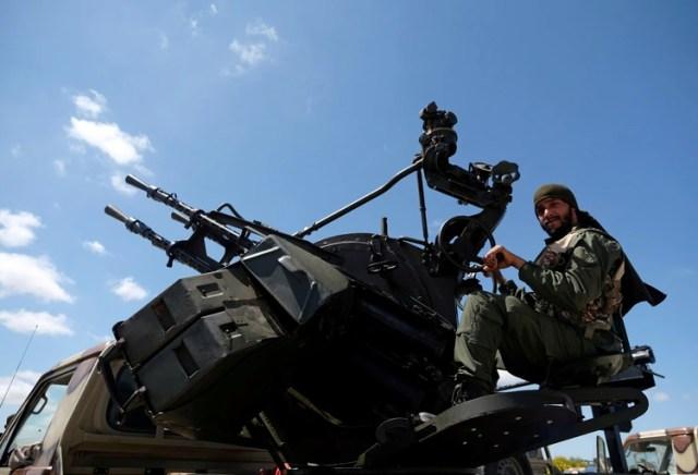 Libia se encuentra en una guerra civil sin fin desde el 2011 (REUTERS/Esam Omran Al-Fetori )
