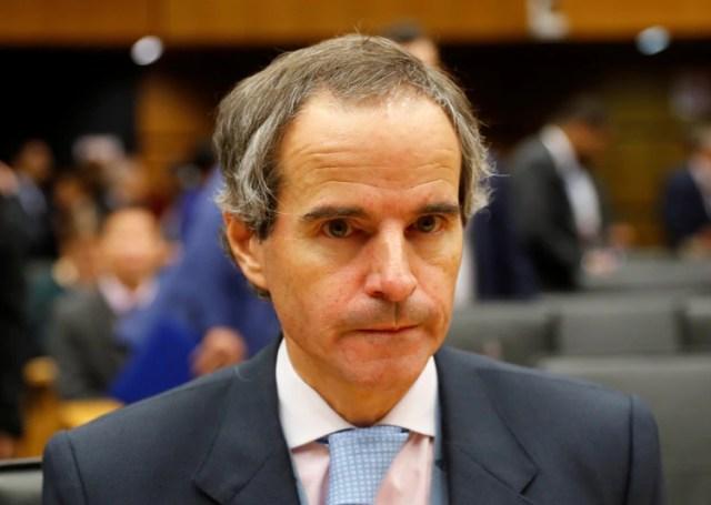 Rafael Grossi fue, hasta hoy, el embajador argentino en Austria (REUTERS/Leonhard Foeger)
