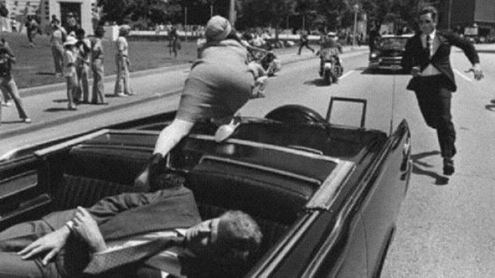 El asesinato de John Kennedy en Dallas