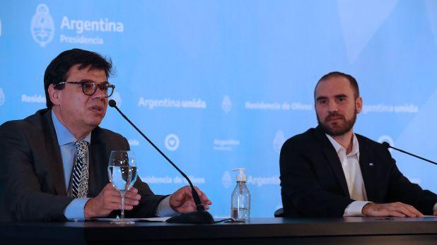 Claudio Moroni expondrá esta tarde en forma remota ante senadores (Foto: Presidencia de la Nación)