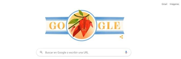 google doodle 9 de julio