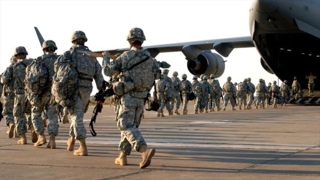 """La coalición """"comenzó el proceso de retirada de Siria"""", dijo el coronel Sean Ryan"""