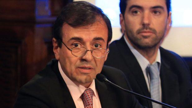 Mario Quintana. Asesor presidencial, ex vicejefe de Gobierno (NA)