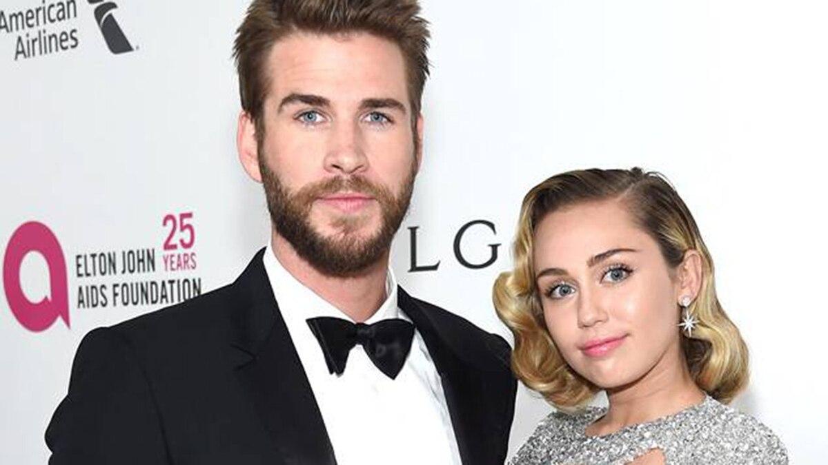 El último video de Miley Cyrus y Liam Hemsworth como pareja: así lucían un mes antes de su separación