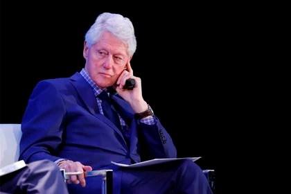 El expresidente de los Estados Unidos, Bill Clinton. EFE/ Thais Llorca/Archivo