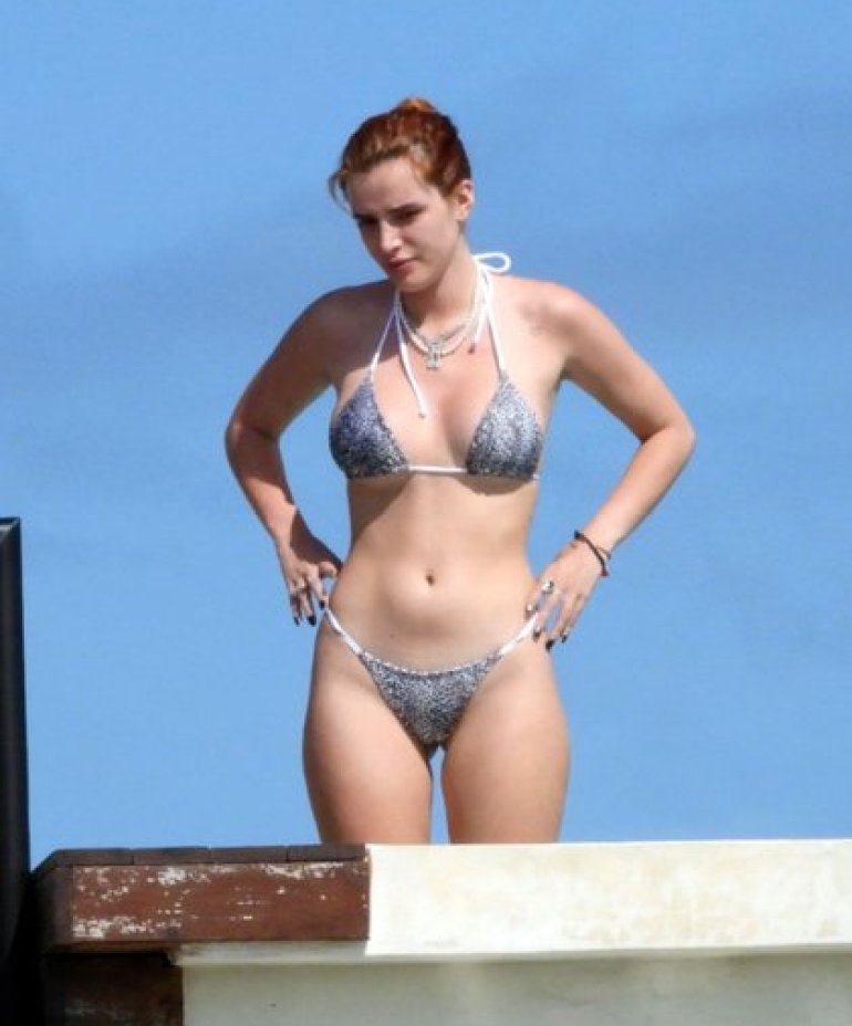 Deserved vacation.  Bella Thorne chose the beaches of Tulum, in Mexico, to take a few days off and rest after a year complicated by the coronavirus pandemic.  The 23-year-old actress traveled with her boyfriend, with whom she stayed at a renowned hotel in the Caribbean