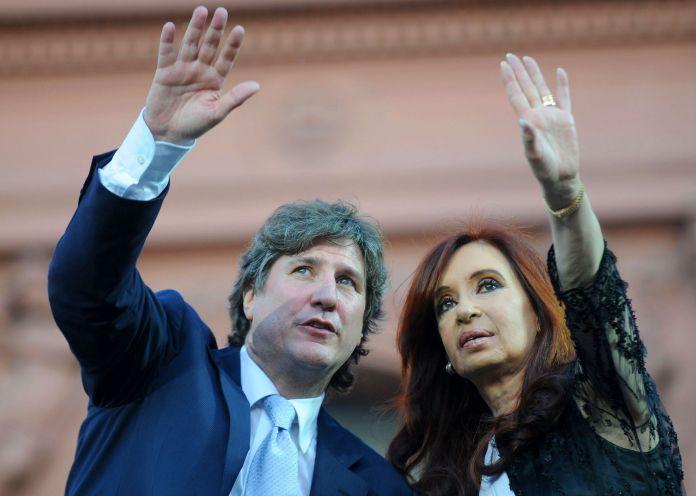 El ex vicepresidente reclamó mayor participación del kirchnerismo duro (NA/Mariano Sánchez)