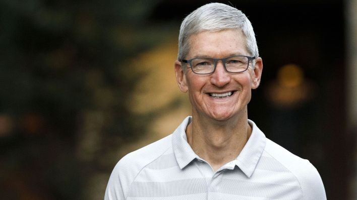 Tim Cook Nota Silicon Valley