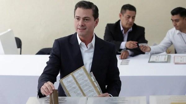 El posible papel de los sobornos de Odebrecht en la campaña electoral de Enrique Peña Nieto ha sido ampliamente debatido en México (Foto: Reuters)