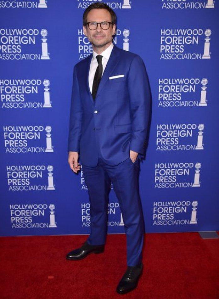Christian Slater (AP)