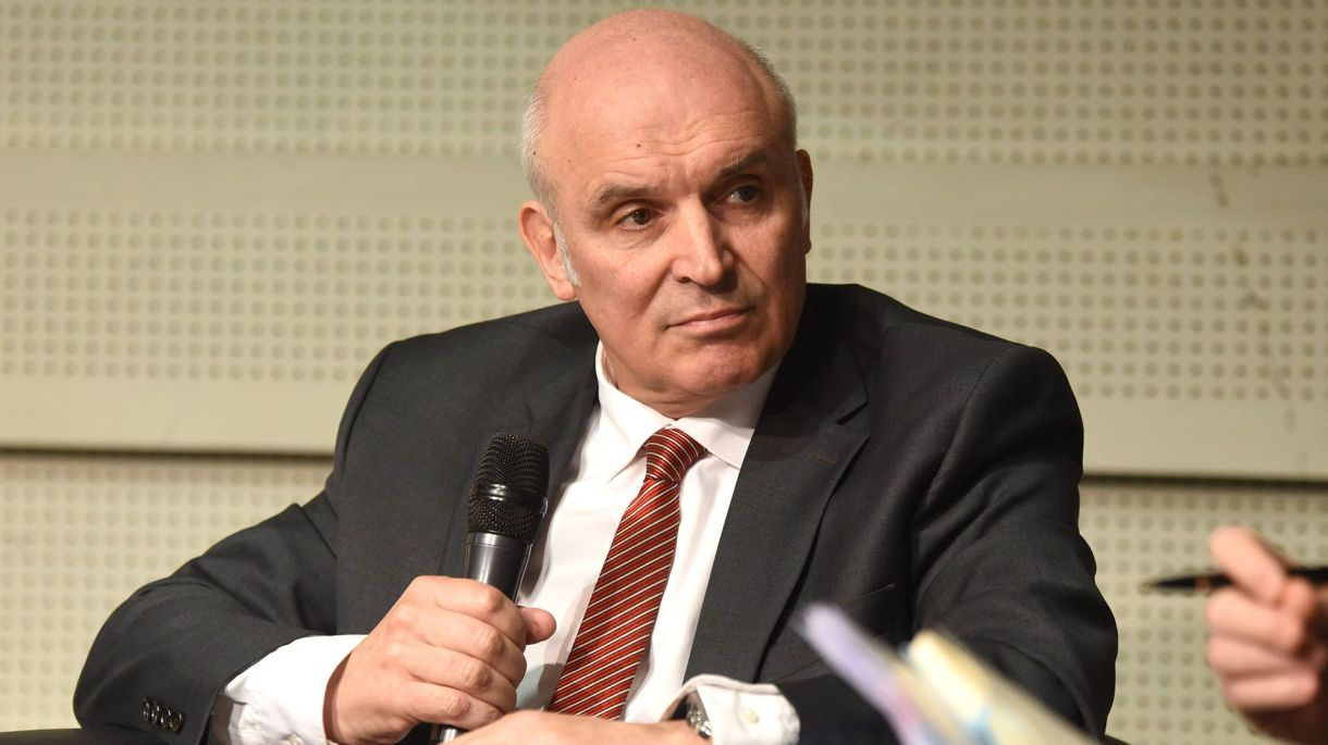 José Luis Espert (Franco Fafasuli)
