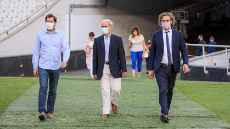 Juan Pablo Biondi: the Secretary of Communication and Press did not hesitate to get vaccinated as soon as he could, after his mother died last September as a result of the coronavirus