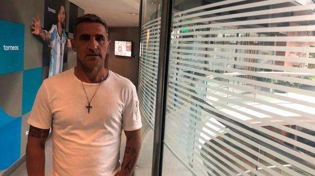 Cascini se dedicará a la parte futbolística junto a Juan Román Riquelme
