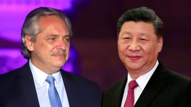 Alberto Fernández y Xi Jinping mantienen una relación política a través de cartas personales y llamadas telefónicas entre Buenos Aires y Beijing