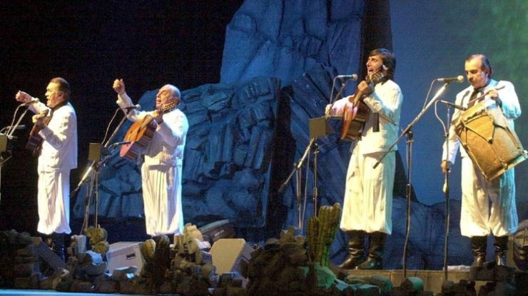 Cantaron en los teatros más importantes del país y de Latinoamérica: recorrieron el mundo con sus giras