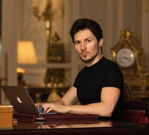 Pavel Durov, Fundador y CEO de @telegram
