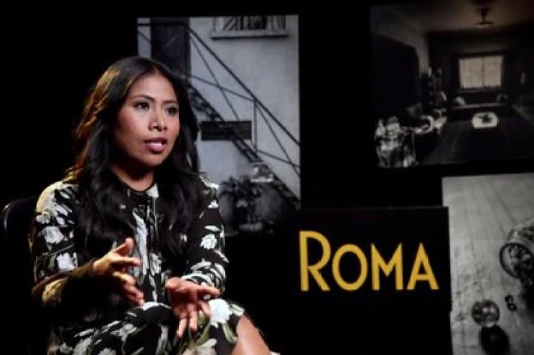 Su participación a la película Roma le valió su nominación al Oscar como Mejor actriz (Foto: AFP)