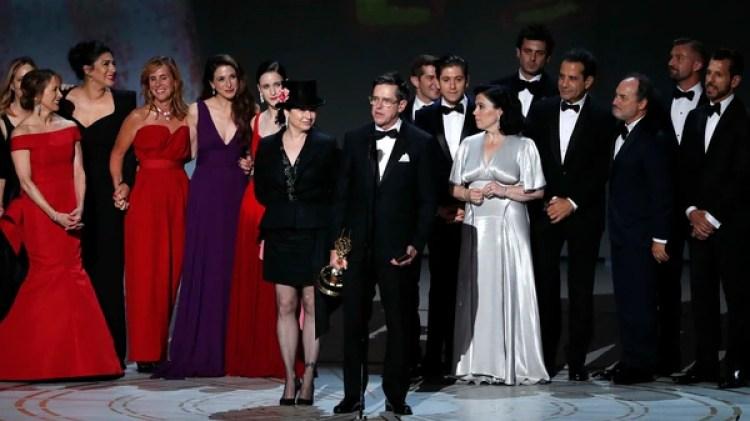 """El elenco de """"The Marvelous Mrs. Maisel """""""