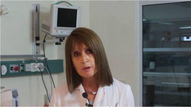 Elisa Estenssoro nació y estudió en la Universidad Nacional de La Plata, y es líder en investigación sobre cuidados intensivos. Coordinó el primer estudio sobre pacientes con COVID-19 que requirieron respirador y atención en terapia intensiva