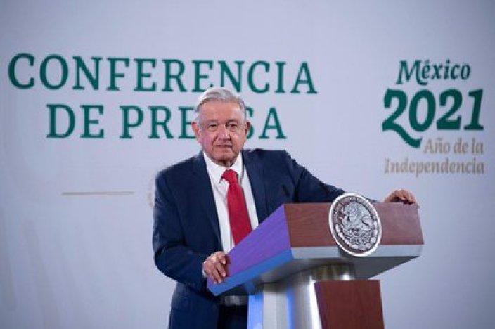 (Foto: Presidencia de México)