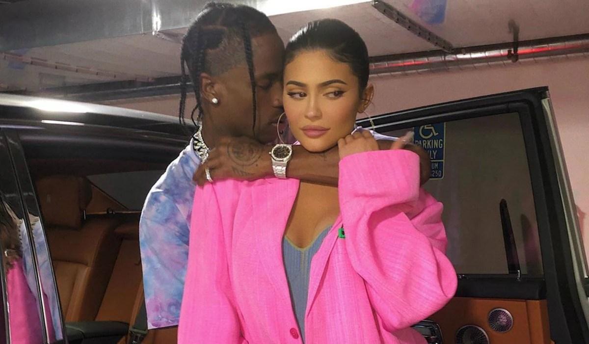 """Rumores, fotos comprometedoras y ex novios: los """"terceros"""" involucrados en el rompimiento de Kylie Jenner y Travis Scott"""