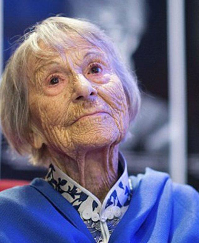 Pomsel falleció en 2017, a los 106 años