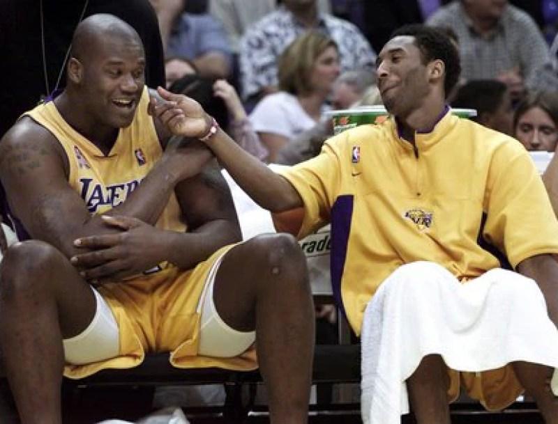 Shaquille O'Neal conquistó cuatro anillos de la NBA