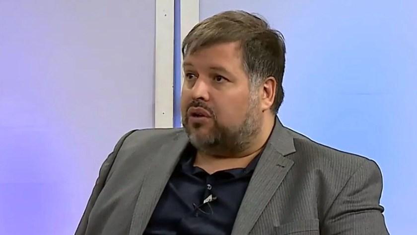 El juez de Garantías Juan Pablo Masi