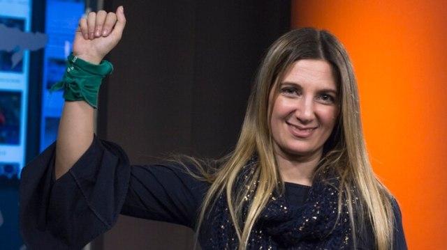 Silvia Lospennato (Lihue Althabe)