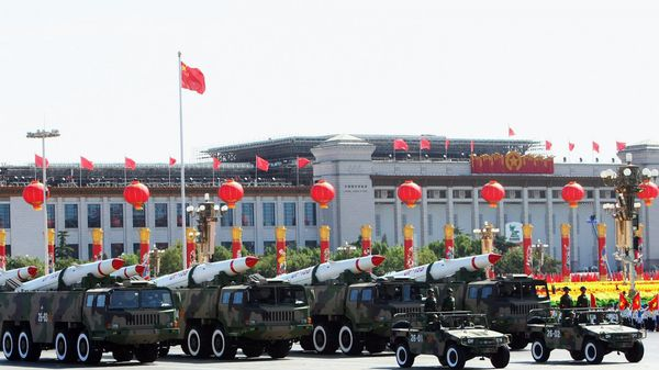 China ha multiplicado por 10 su presupuesto de Defensa en 15 años (Getty Images)
