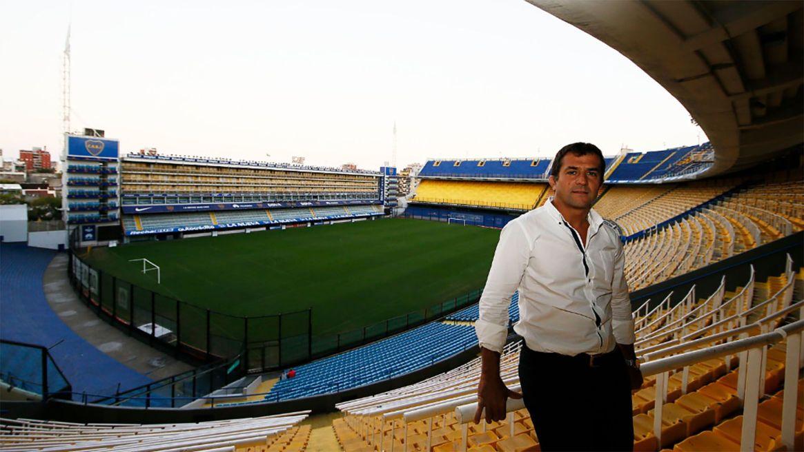 Christian Gribaudo lanzó su candidatura por parte del oficialismo aunque aún no se definió a su compañero de fórmula