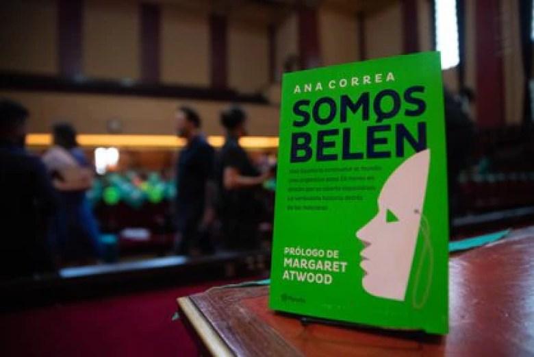 """""""Somos Belén"""", de Ana Correa (Ed. Planeta)"""