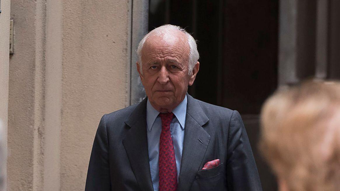 El empresario Santiago Soldati. Su padre, Francisco Soldati, fue asesinado por los Montoneros hace 40 años