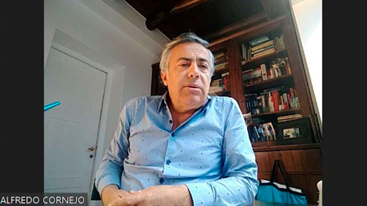 ALFREDO CORNEJO ZOOM